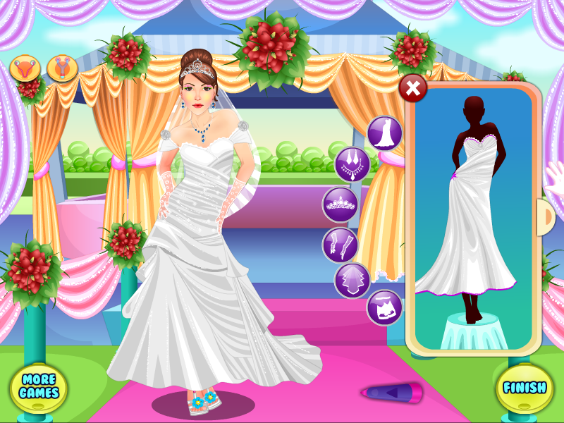 wedding spa games for girls android apps on google play