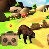 VR Animals Park for Cardboard