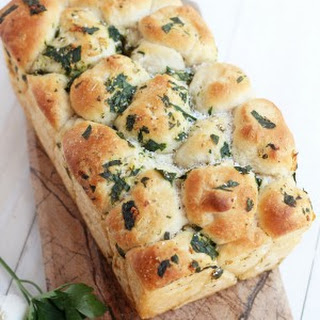 Garlic Pull Apart Bread.