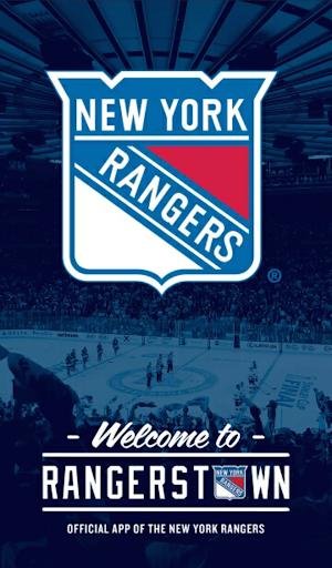 Official New York Rangers App
