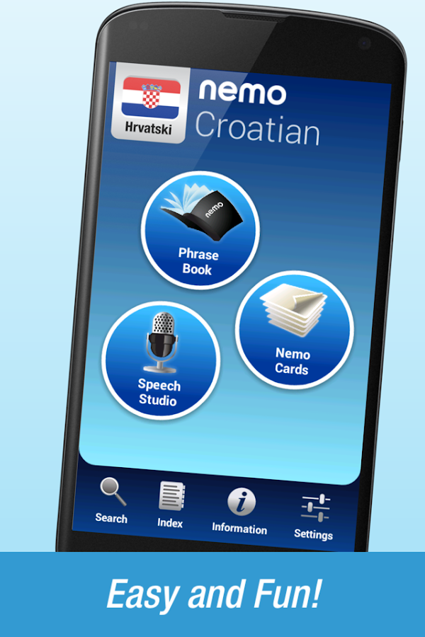 FREE Croatian by Nemo- screenshot