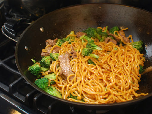 authentic chinese chicken lo mein recipe