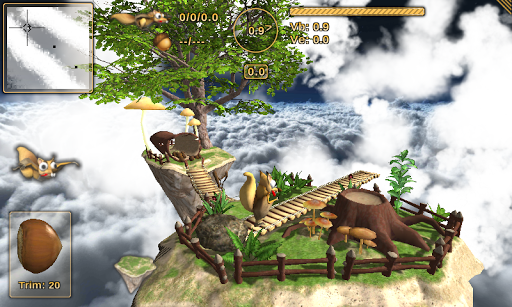Crazy Flying Squirrel Free