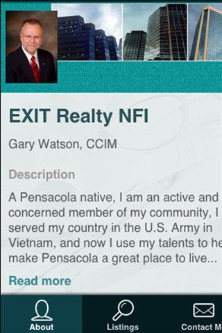 Gary Watson CCIM - EXIT N.F.I.
