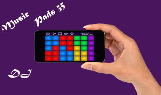 音楽パッド35