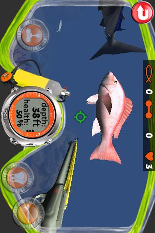 Spearfishing Lite - screenshot