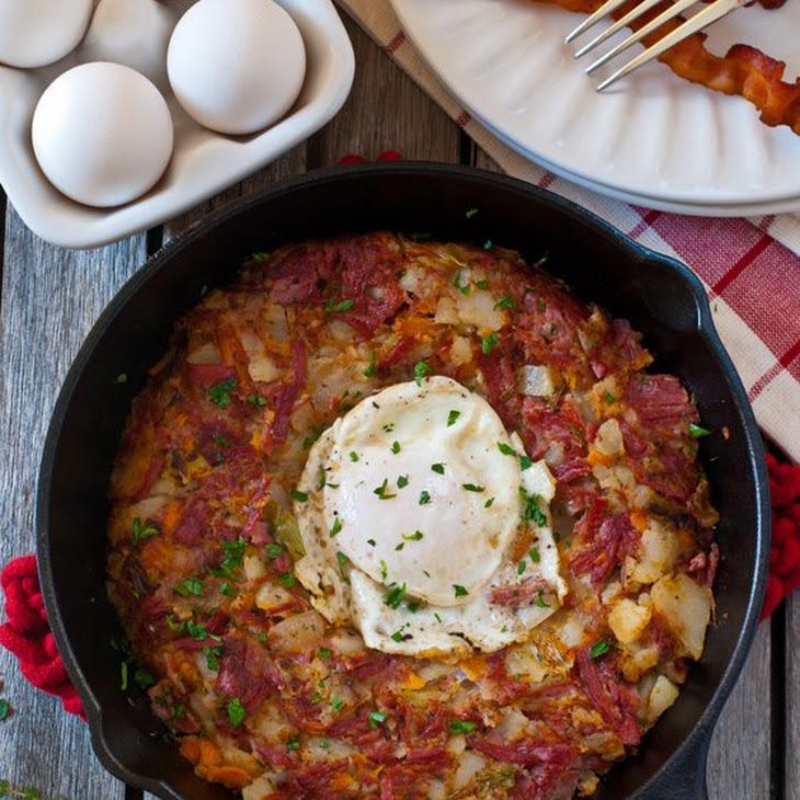 Corned Beef Breakfast Hash Recipe