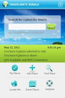 Screenshot of Travel Mate - Kerala