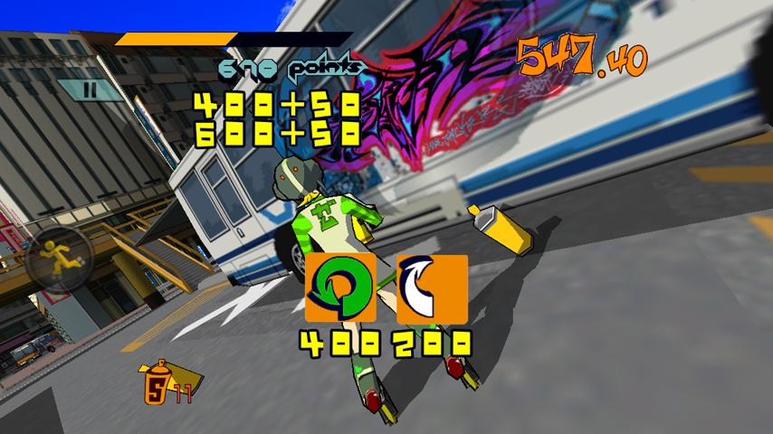 Jet Set Radio screenshot #12