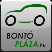 BontóPláza – Készletkezelő