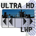 Ultra Wide HD Live Wallpaper logo