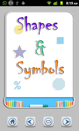 Kids Learn Shapes Symbols