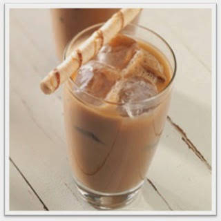 A SPIKED TWIST TO YOUR FAVORITE ICED CAPPUCCINO.