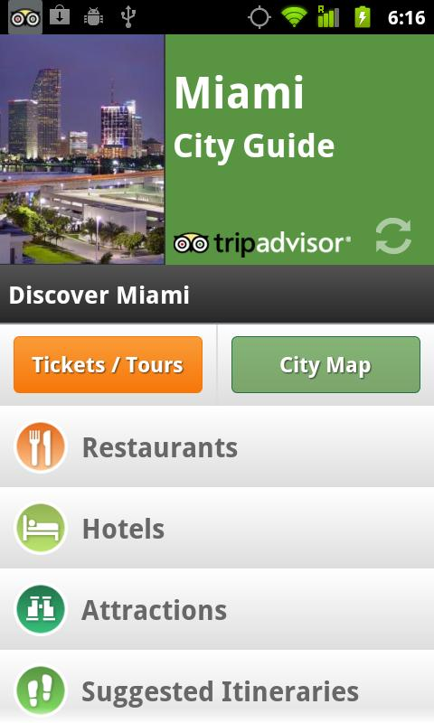 Miami City Guide screenshot #1