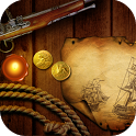 Pirate Ship Mahjong Free icon