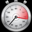 Stopwatch / Lap Timer Pro logo