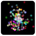 Liquidparticles Live wallpaper icon
