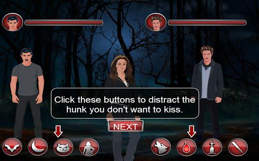 Скачать игру Сумерки Любовный треугольник на андроид