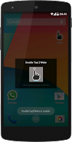 Screenshot of DoubleTap2Wake for Nexus
