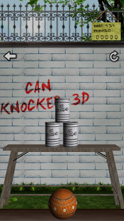 Can Knockdown - 3D - screenshot thumbnail