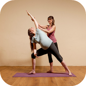 Pregnancy Yoga LOGO-APP點子