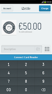 iZettle - screenshot thumbnail