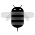 Honeycomb LPP BW Icon Pack logo