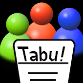 Tabu!Droid (Taboo Party Game)