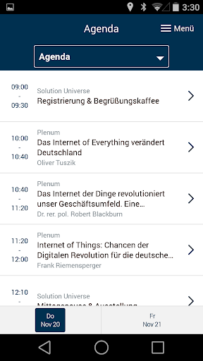 玩生活App|Cisco Connect Deutschland 2014免費|APP試玩