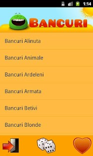 Bancuri - screenshot thumbnail