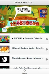 Bedtime Music Collection - screenshot thumbnail