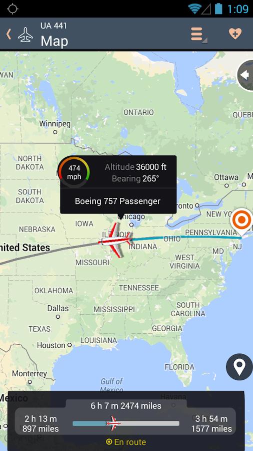 Airline Flight Status Tracker & Trip Planning- screenshot