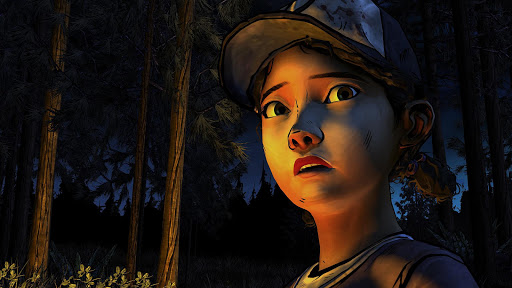 The Walking Dead: Season Two  screenshots 8