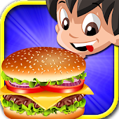 Burger splash – kids fun game