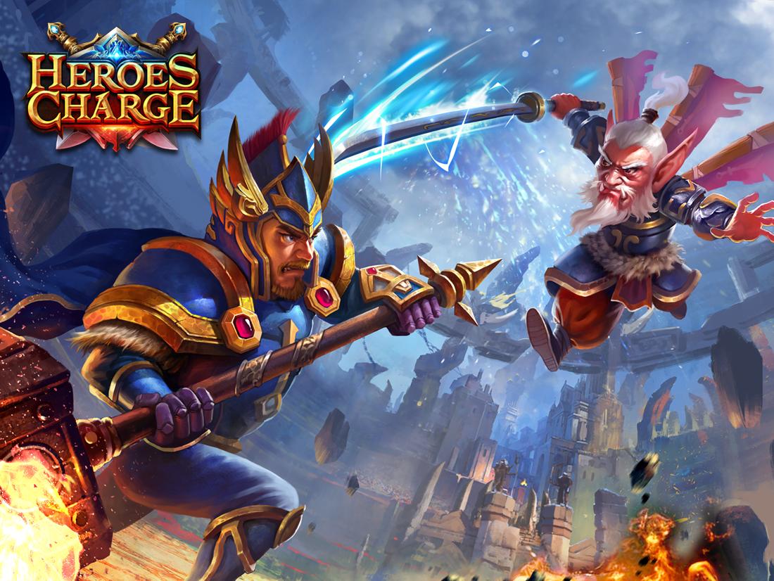 Heroes Charge screenshot #7