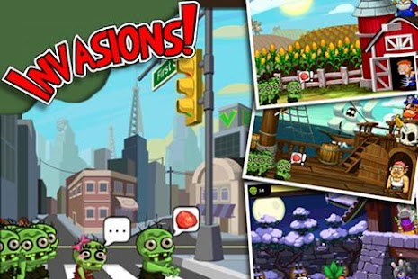 Zombie Farm - screenshot thumbnail