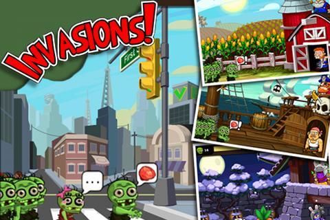 Zombie Farm - screenshot