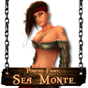 Pirates Fight: Sea Monte icon