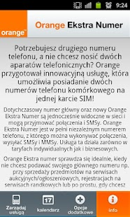 Orange Extra Number- screenshot thumbnail