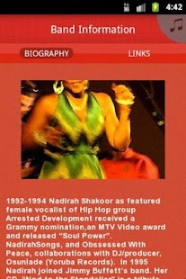 Nadirah Shakoor & Outside Art - screenshot thumbnail