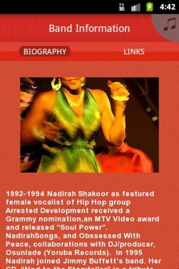 Nadirah Shakoor & Outside Art - screenshot