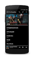 Screenshot of Infamous CM11 Theme Free