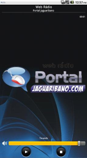 Web Rádio Portal Jaguaribano