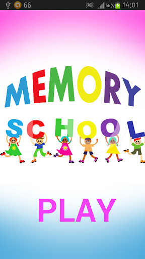 Memory School for Kids