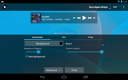 Poweramp Music Player (Trial) Screenshot 38
