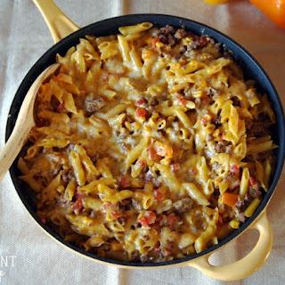 Chipotle Pasta Skillet