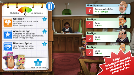 Devil's Attorney para Android