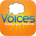 Voices Visual Voicemail icon