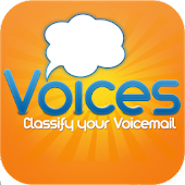 Voices Visual Voicemail