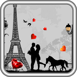 Valentine Paris live wallpaper 個人化 App LOGO-APP試玩